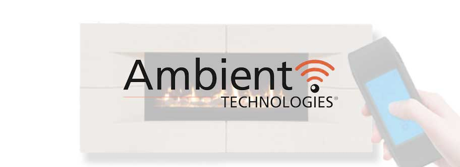 Ambient Fireplace Remote Controls