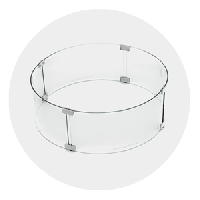 Glass Wind Guards