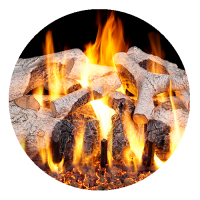 Vented Gas Log Sets