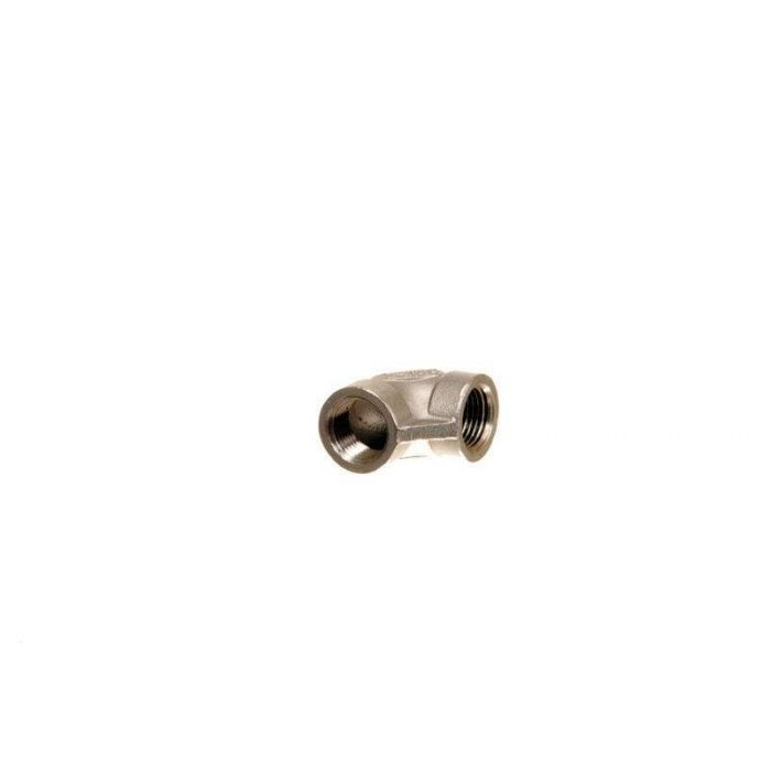 Stainless Steel Elbow, 90 degree, 1/2-inch