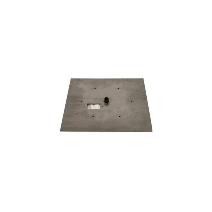 Hearth Products Controls Fire Pit Burner Pan, Flat Square