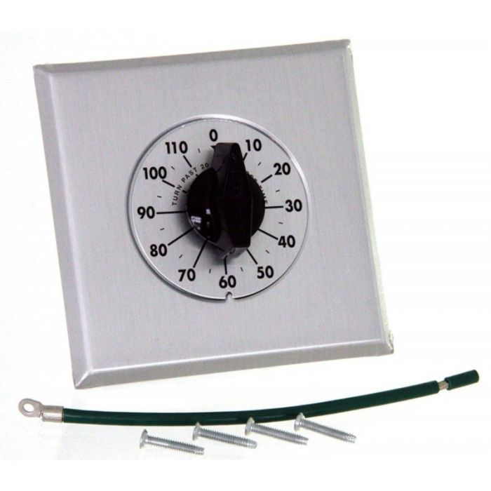 Hearth Products Controls Commercial Outdoor 2 Hour Automatic Shut Off Timer