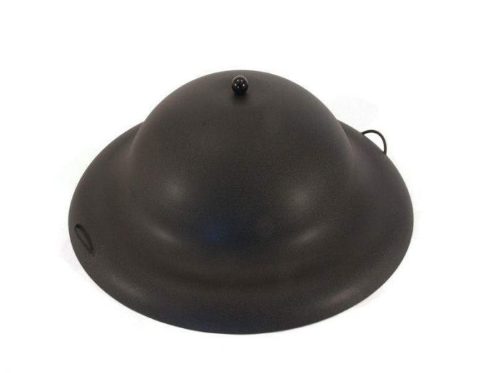 Hearth Products Controls Round Aluminum Fire Pit Cover, 44 Inch, Black