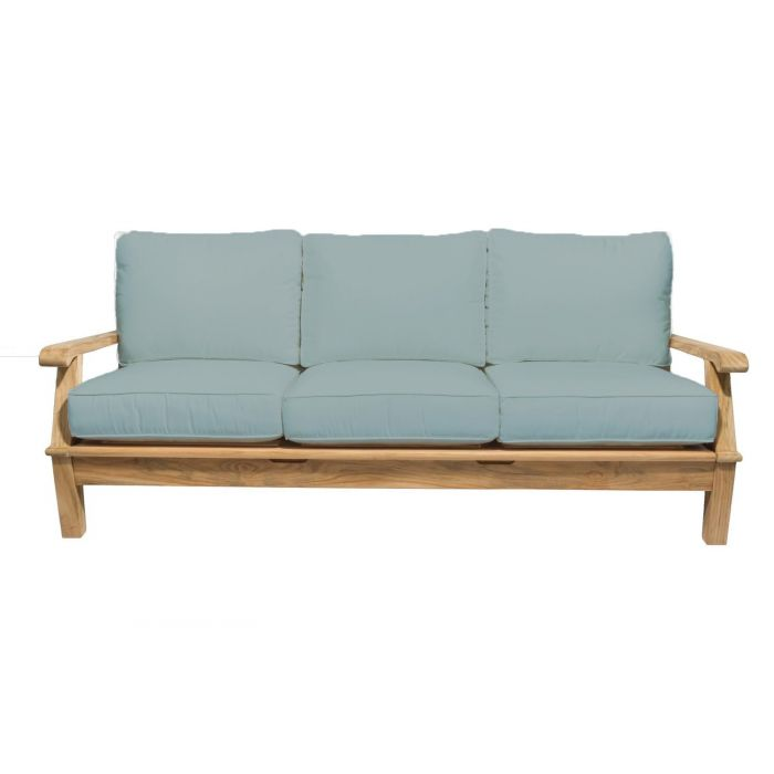 Royal Teak Collection MIA3 Miami Teak Sofa