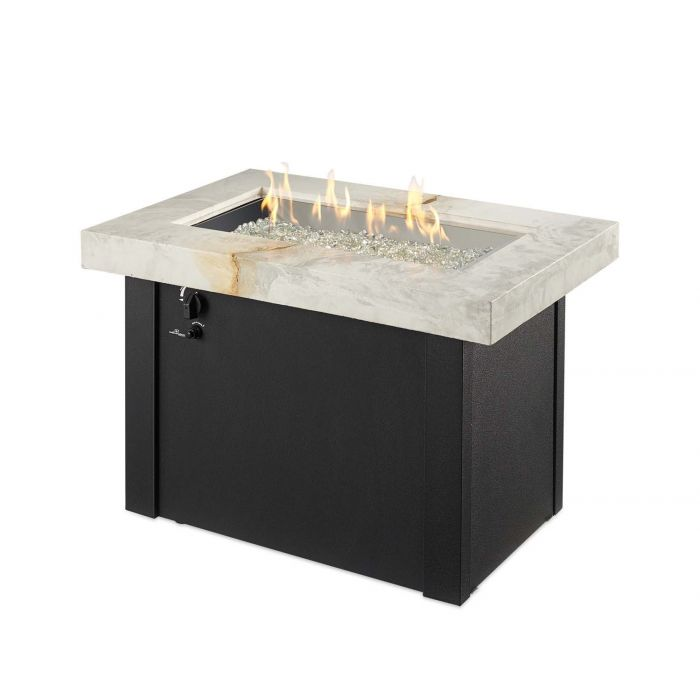 The Outdoor GreatRoom Company PROV-1224 Providence Fire Pit, 25x36-Inches