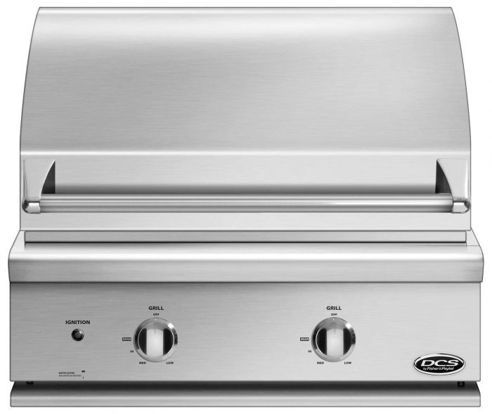 DCS 30-Inch Built-In Gas Grill