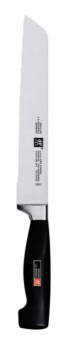 Zwilling J.A. Henckels Four Star 8-Inch Bread Knife