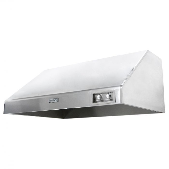 Fire Magic Vent Hood with Fan, 42 Inch