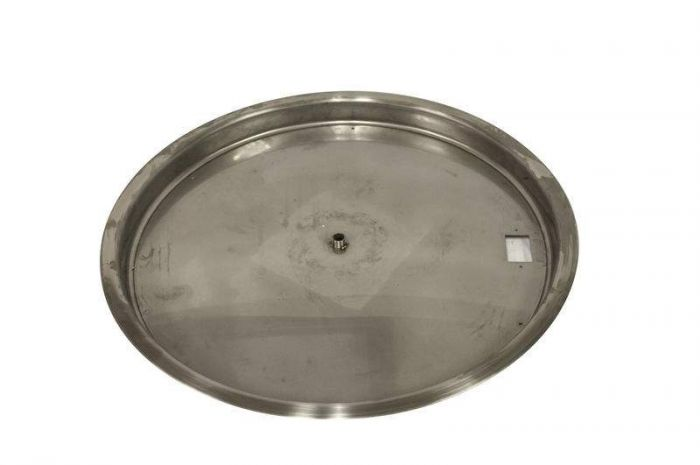 Hearth Products Controls Drop In Burner Pans, Round Bowl