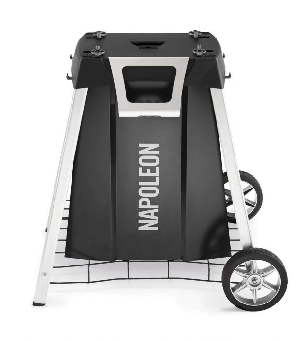 Napoleon PRO285-STAND TravelQ Portable Cart and Shelf Kit for PRO285 Gas Grill