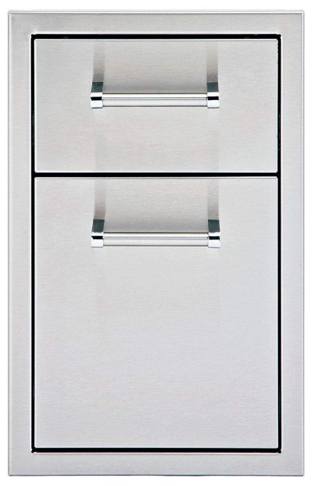 Delta Heat Double Drawer