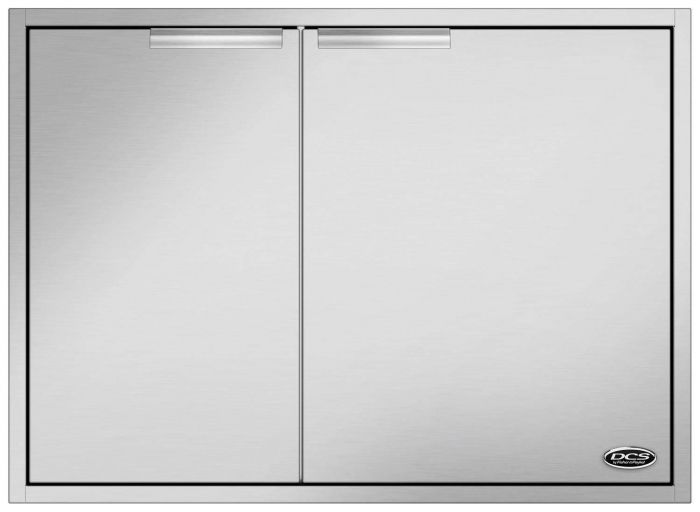 DCS Dry Storage Double Access Doors, 36x20.75-Inch