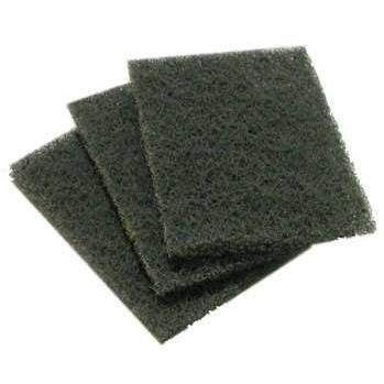 Evo Cooksurface Cleaning Pad Gray #46 For Heavy Cleaning - 10 Pack