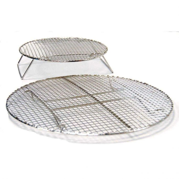 Evo Circular Roasting & Baking Racks - Set of 2 Sizes