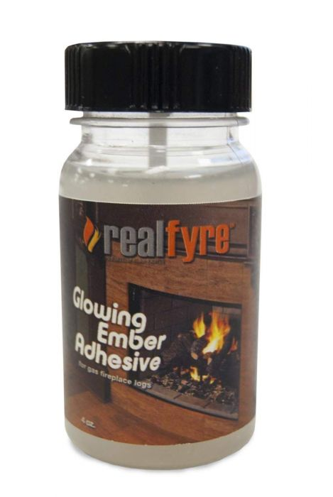 Real Fyre GL-1 Fireplace Adhesive Glue