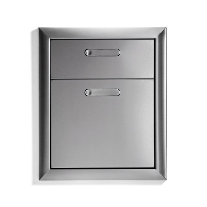 Lynx Double Drawer, 19-Inch