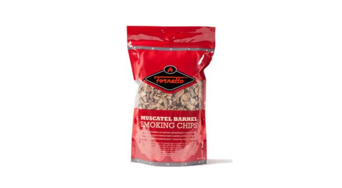 Fornetto Moscatel Smoking Wood Chips