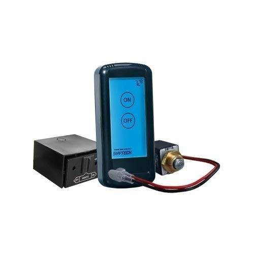 Skytech RCAF-LMF-RD On/Off Remote Control with Backlit Touch Screen and Solenoid for AF-LMF Valve Kits