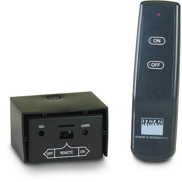 Real Fyre RR-1A ON/OFF Fireplace Remote Control