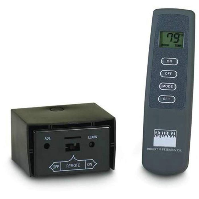 Real Fyre RR-2A ON/OFF Fireplace Remote Control with Thermostat
