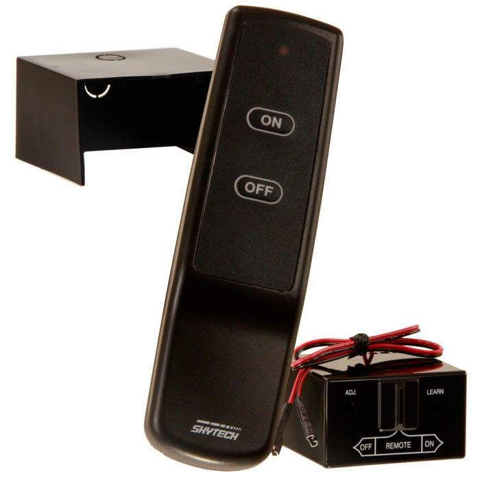Skytech CON On/Off Fireplace Remote Control and Receiver