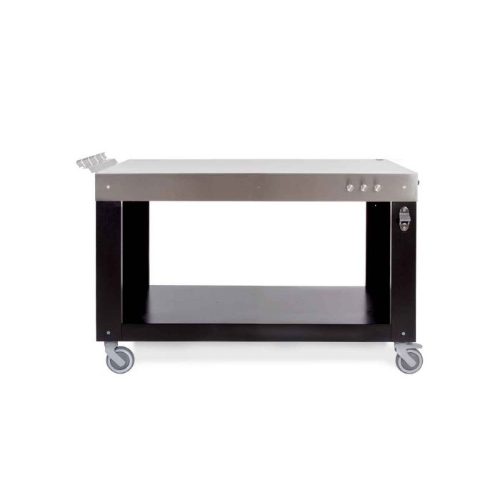 Alfa ACTAVO-130 51-Inch Stainless Steel Base and Prep Station