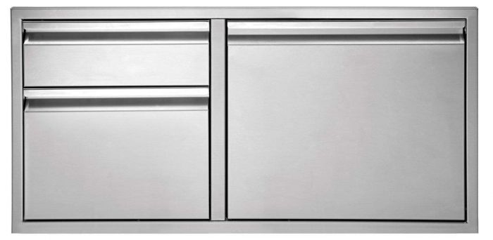 Twin Eagles 36 Inch 2-Drawer-Door Combo