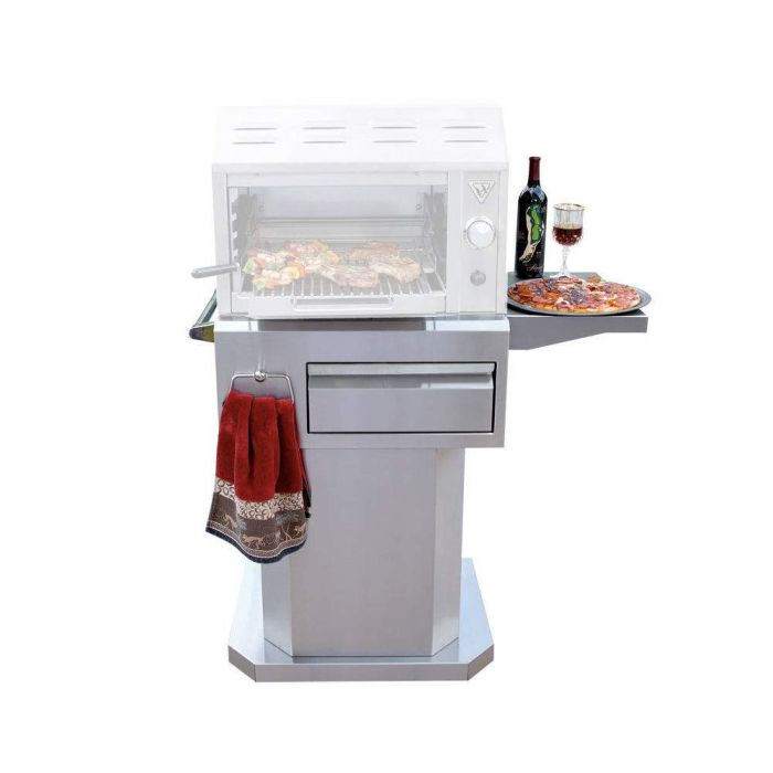 Twin Eagles Salamangrill Pedestal