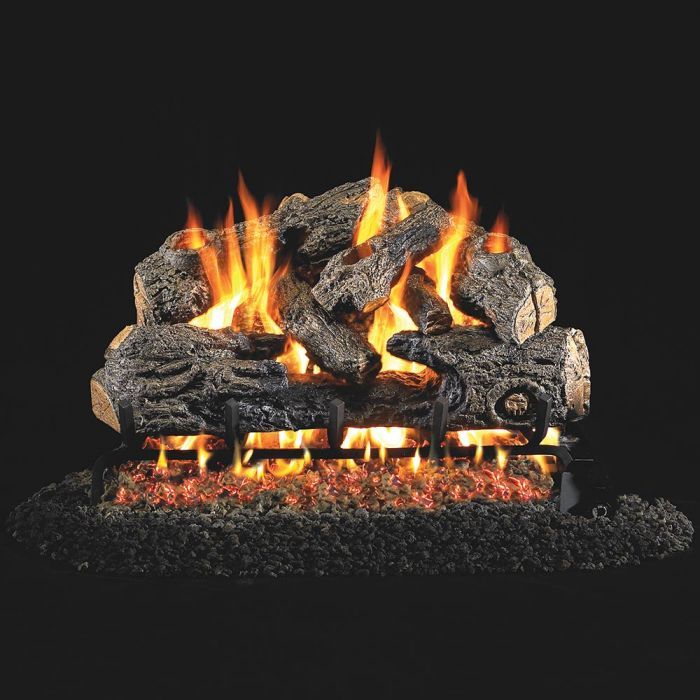 Real Fyre CHN Charred Northern Vented Gas Logs