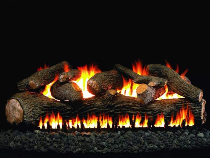 Real Fyre MP Mammoth Pine Vented Gas Logs