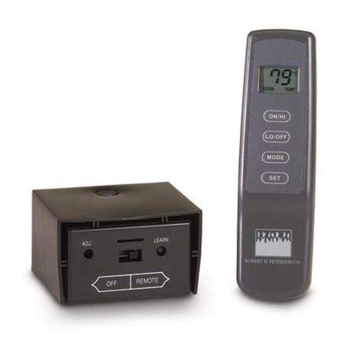 Real Fyre VR-2A Flame Modulating Fireplace Remote Control with Timer for -15 and -17 Pilots Kits Only
