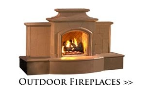 AFD Outdoor Fireplaces